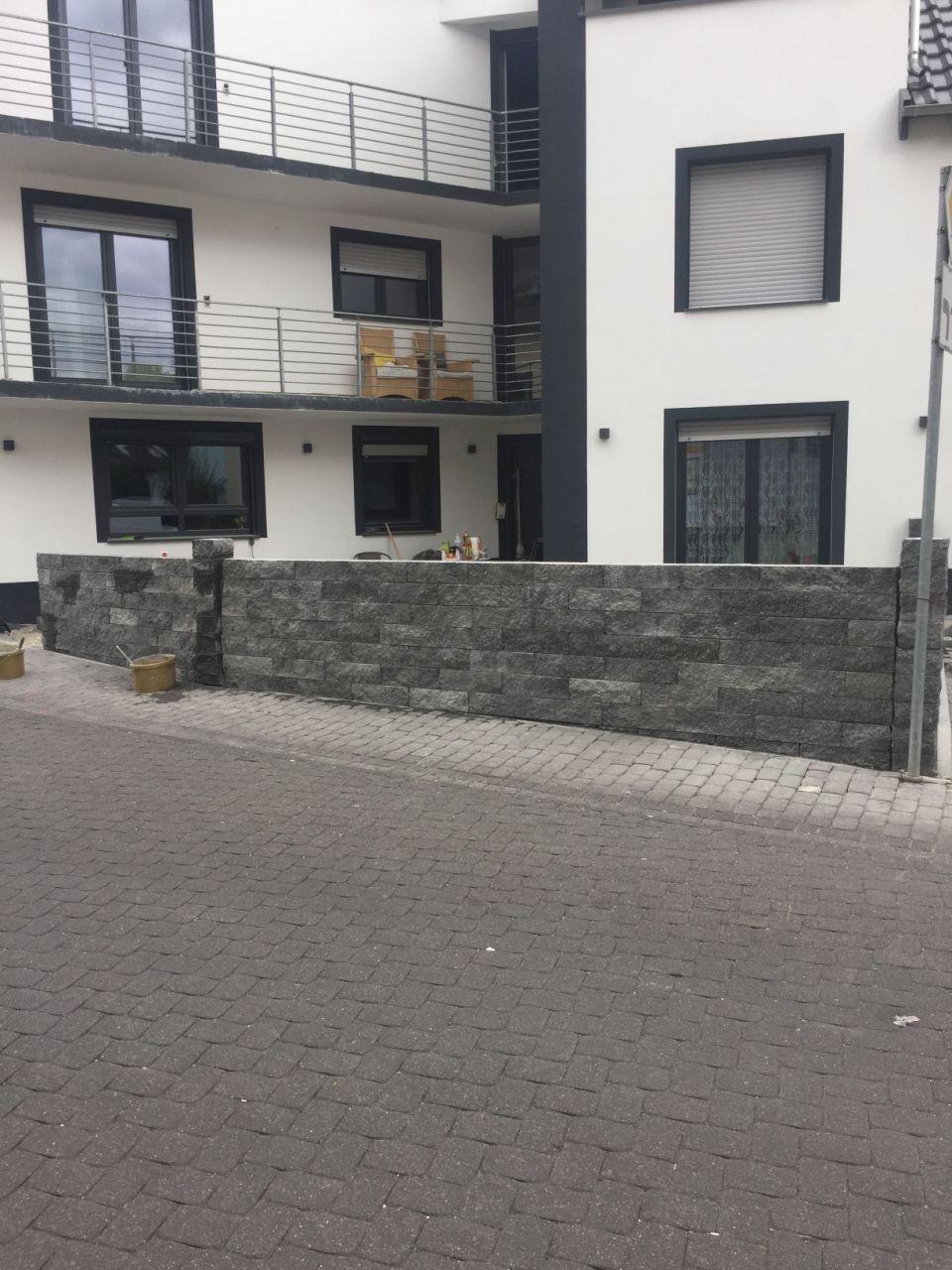 Mauern Palisaden Gabionen | Der Gartenbauspezialist in Limburg